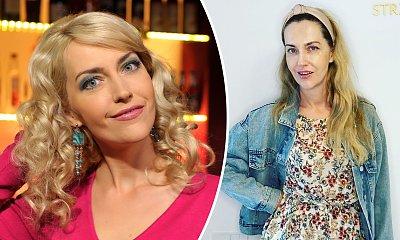 """Wioletka z """"Rancza"""" zaszalała z fryzurą! Magdalena Waligórska-Lisiecka pokazała się w krótkich, ciemnych włosach!"""