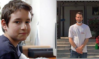 Kojarzysz pierwszego aktora grającego Łukasza w M jak Miłość? Franciszek Przybylski wyrósł na przystojniaka!