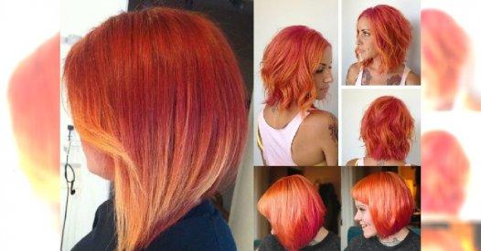 Modne kolory włosów: egzotyczne mango. Macie odwagę? - Strona 2