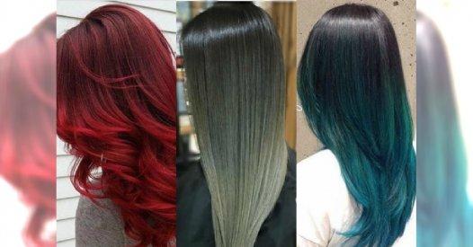 Włosy Ombre W Nowej Jeszcze Ciekawszej Wersji 20 Pomysł 243 W Na Modne Ombre Hair