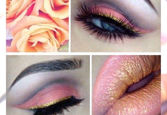 Makijaż Dla Niebieskich Oczu 8 Wzorów