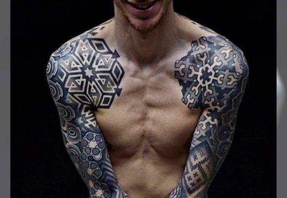 Tatuaże Męskie Wielka Galeria Wzorów