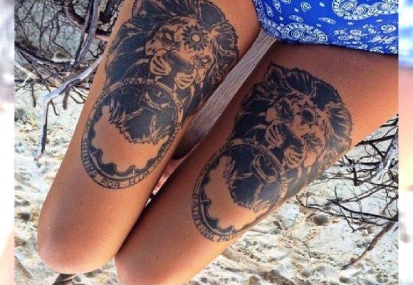 Tatuaże Na Nodze Najnowsze Wzory