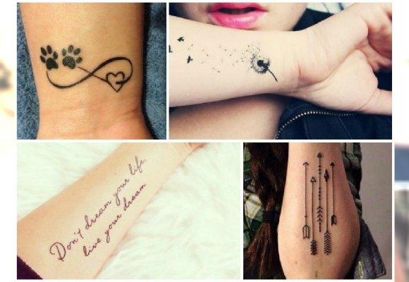 Tatuaze Na Przedramie Supermodne Wzory