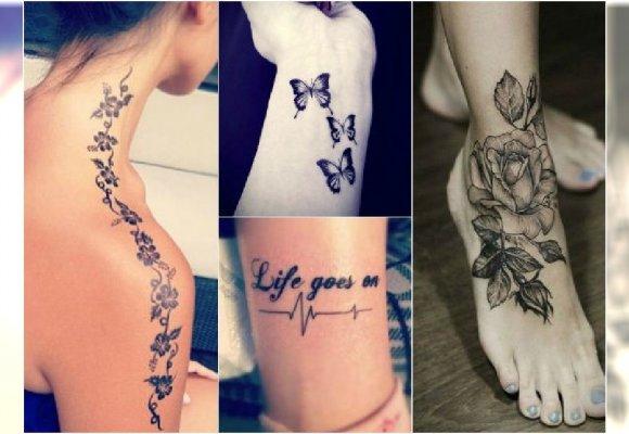 Najlepsze Tatuaże Dla Dziewczyn 37 Najmodniejszych Motywów