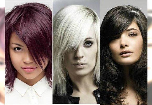 Fryzury Z Grzywką Na Bok Modne Propozycje Dla Włosów