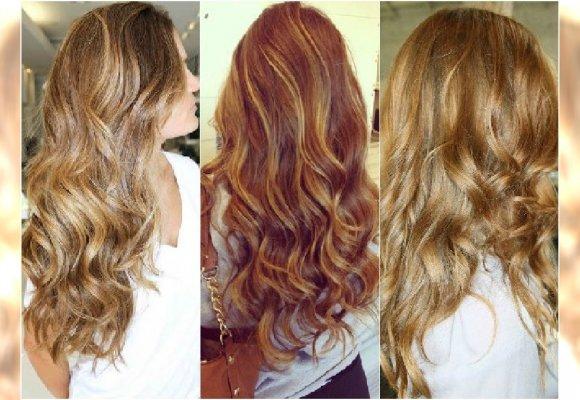 Hit Miodowe Brązy I Blondy Idealne Kolory Włosów Na Jesień
