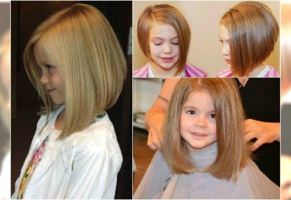Modne Fryzury Dla Dziewczynek Krótkie I Półdługie Cięcia