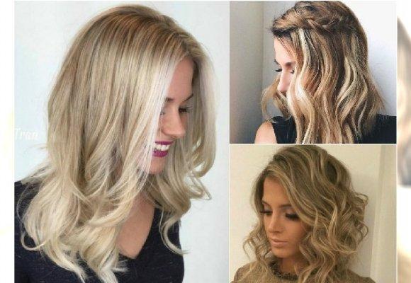 Modne Fryzury Na święta 20 Propozycji Dla Półdługich Włosów