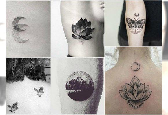 Hot Trend Tatuaże Dotwork Wzory Wykonane Tą Techniką Robią