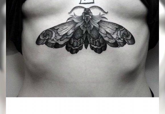 Czarno Biale Tatuaze Najpiekniejsze Wzory Dla Kobiet Duza Galeria