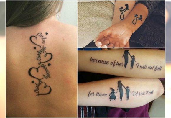 Tatuaż Dla Mamy Najlepsze Wzory Z Symbolem Nieskończoności