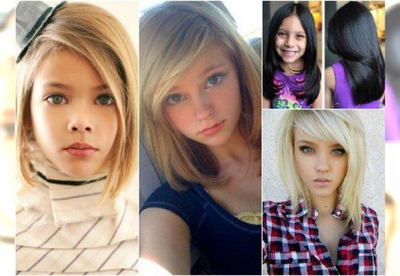 Fryzury Dla Dziewczynek I Nastolatek Galeria Najlepszych