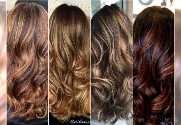 Modne Kolory Włosów Cynamon Karmel Czekolada Wypróbujcie Je W