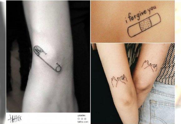 Pomysłowe Tatuaże Te Wzory Mają Sens Uśmiechniecie Sią Na