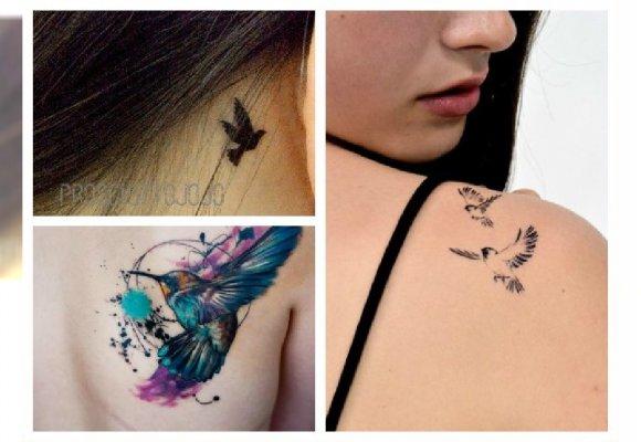 Najlepsze Tatuaże Z Motywem Ptaka Duża Galeria Inspiracji