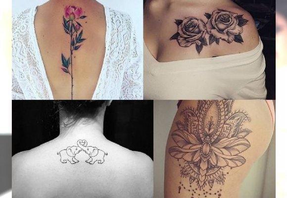 Najnowsze Trendy Ze świata Tatuażu 2017 Top 20 Stka