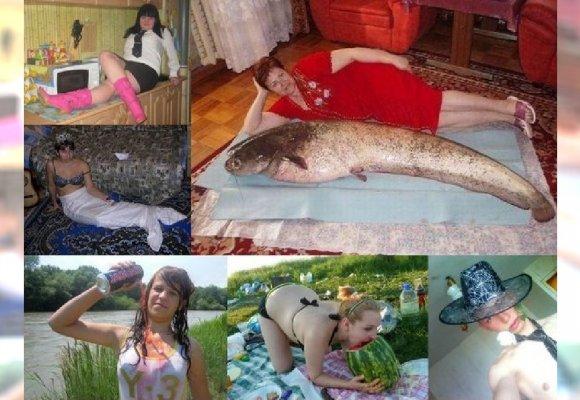 Zabawne zdjęcia z rosyjskich serwisów randkowych