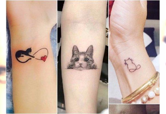 Tatuaże Dla Właścicieli Kotów Wzory Dzięki Którym Okażesz
