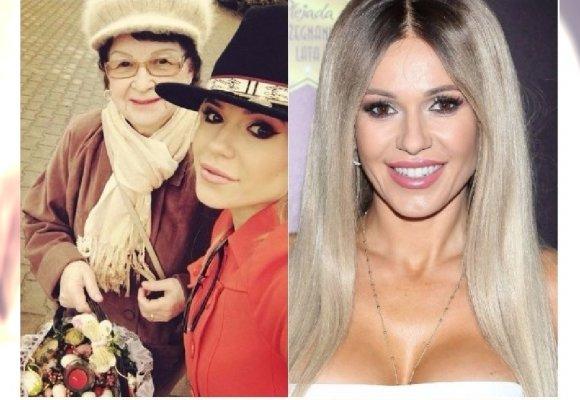 Doda pokazała zdjęcie Z MŁODOŚCI swojej babci! Fani: Jak dwie krople wody!