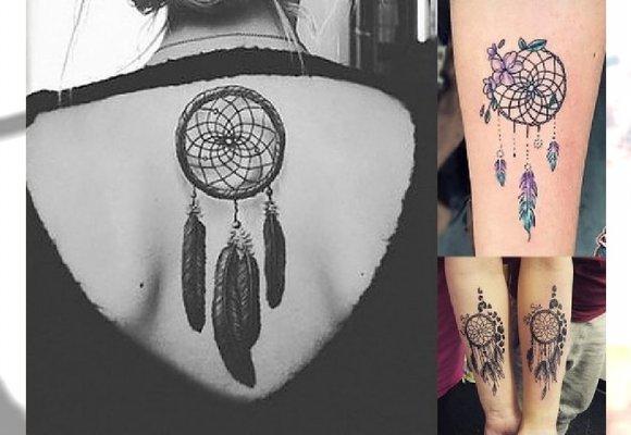 łapacz Snów Najlepsze Pomysły Na Tatuaż Z Motywem Który