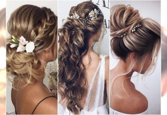 Fryzury ślubne 2018 Modne Koki I Upięcia Włosów Dla Panny
