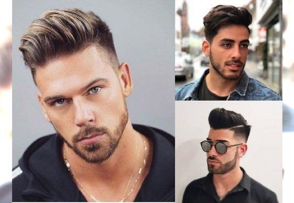 Fryzury Męskie 2018 Przeglądamy Najświeższe Trendy