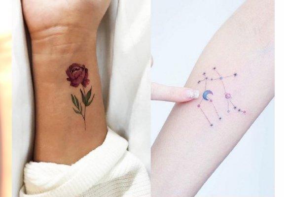 Małe Tatuaże Na Rękę 30 ślicznych Wzorów Dla Dziewczyn