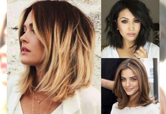 Modne Fryzury O Długości Do Ramion Przegląd Kobiecych Trendów