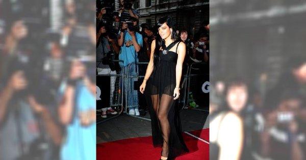 Stylowa wpadka: Lily Allen