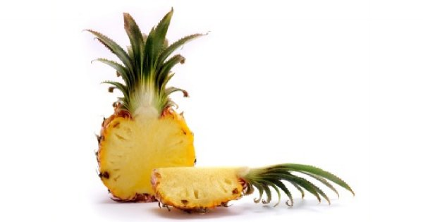 Ananasowy peeling