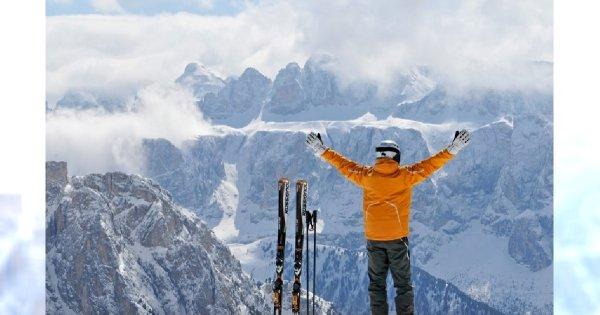 Na narty tylko w Dolomity