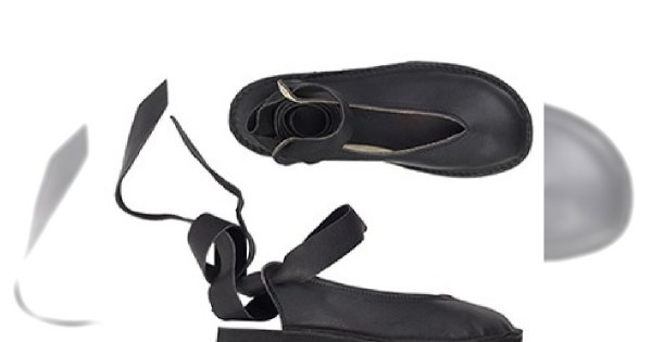 Zielone obuwie