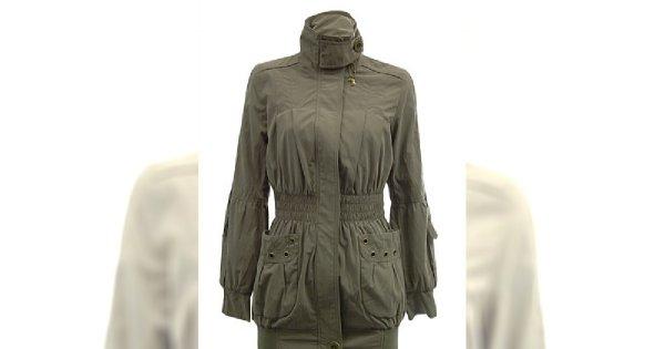 Wojskowa kurtka