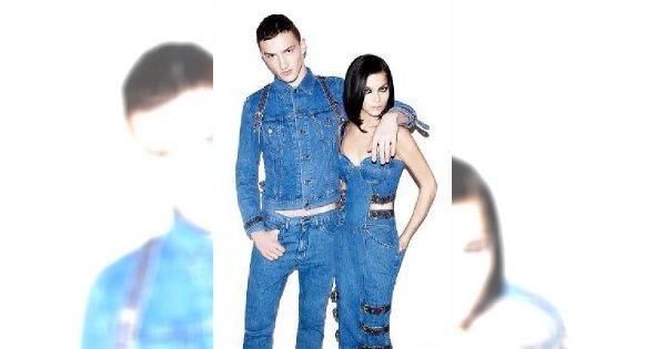 Jeansowa ekstrawagancja