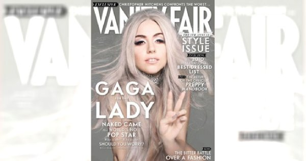 Lady Gaga pozuje