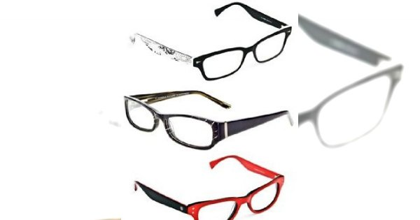Trendy chodzą w okularach