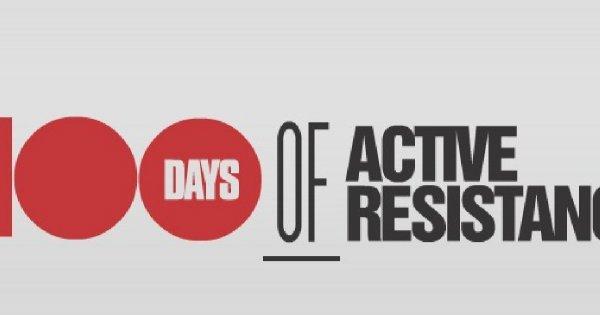 100 dni czynnego oporu