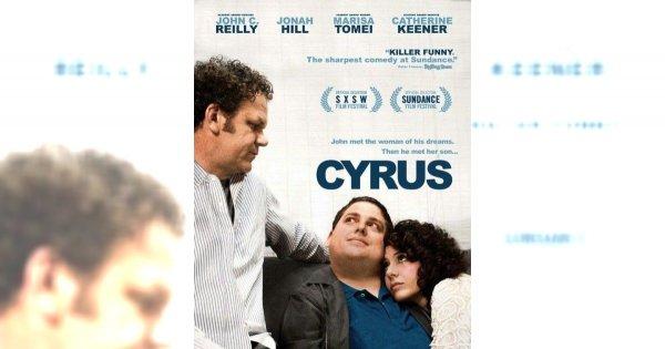 Do kina z Filmwebem: Cyrus