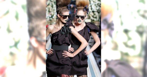 Pokaz Lanvin dla H&M