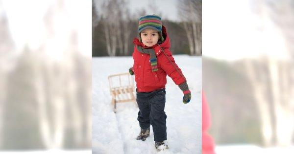 Zima jest dla dzieci