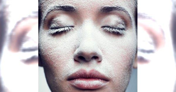Zimowa kosmetyczka