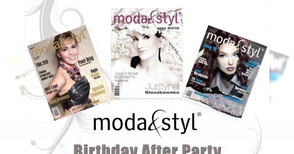 Moda&Styl Birthday