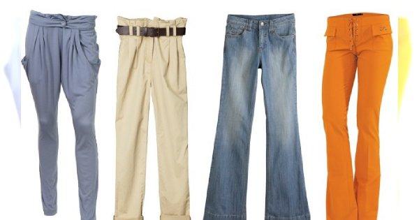 Kto nosi spodnie?
