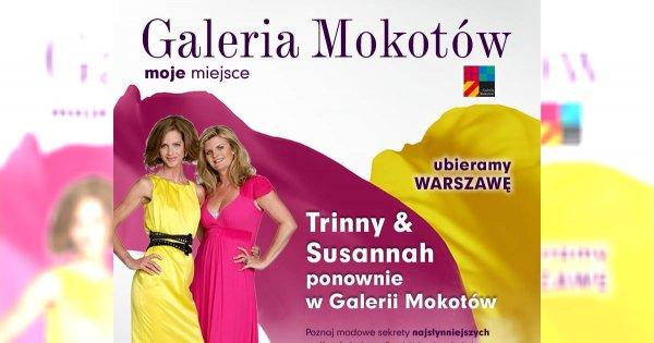 Trinny i Susannah znowu w Polsce!