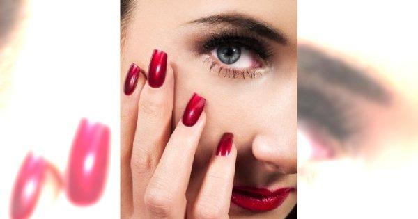 Sztucznych paznokci szał