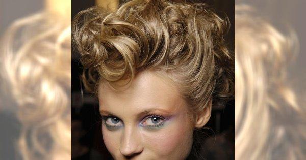 Awangardowe fryzury