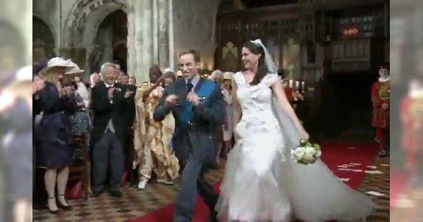 T-mobile nabija się z królewskiego ślubu