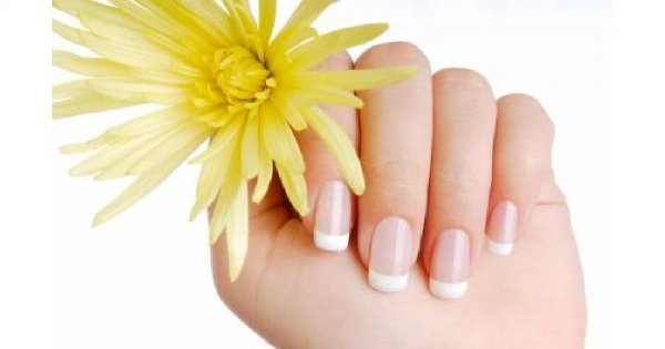 Pomysły na french manicure