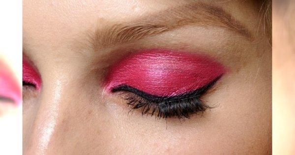 Krzykliwe makijaże